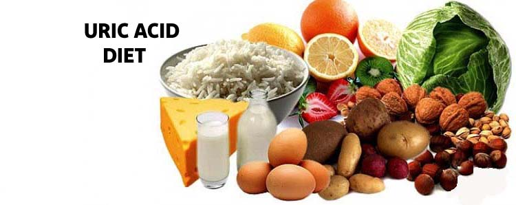Foods High In Uric Acid And Cholesterol